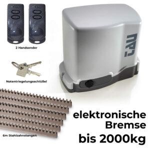 Tau Master 20 QR Schiebetorantrieb Set bis 2000 kg